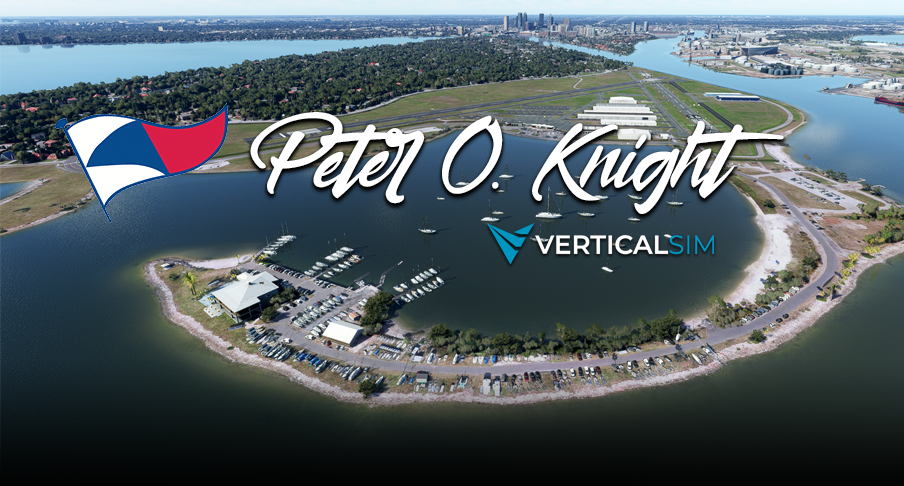 Verticalsim Releases Peter O. Knight Airport for MSFS