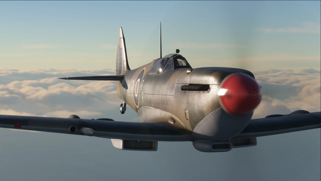 FlyingIron Simulations Releases Spitfire L.F Mk IXc for MSFS