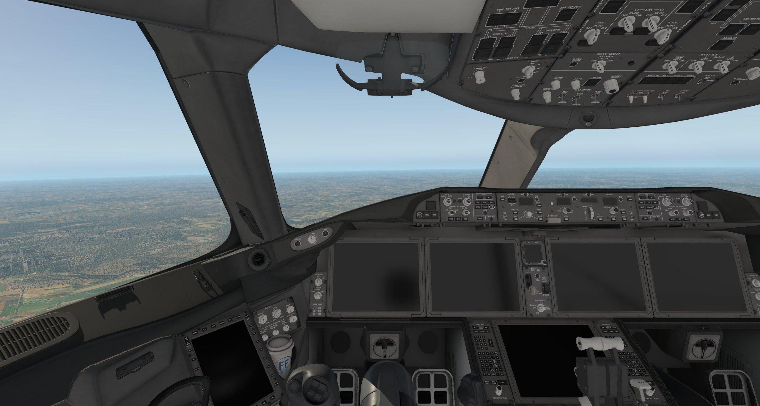 FlightFactor Shares New Previews of 787 Pro