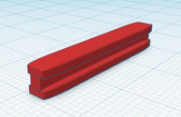 3D design 10mm rail button 0 maker beam 10mm  Tinkercad 2020-11-27 20-07-41.png