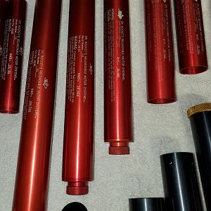 38mm Dr. Rocket casings