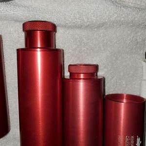 54mm Dr. Rocket casings, backend