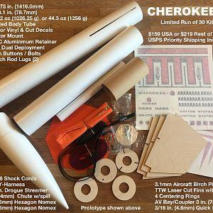 Cherokee-G Details