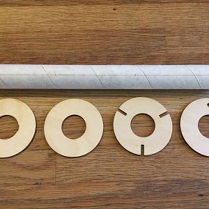 29mm MMT & Centering Rings