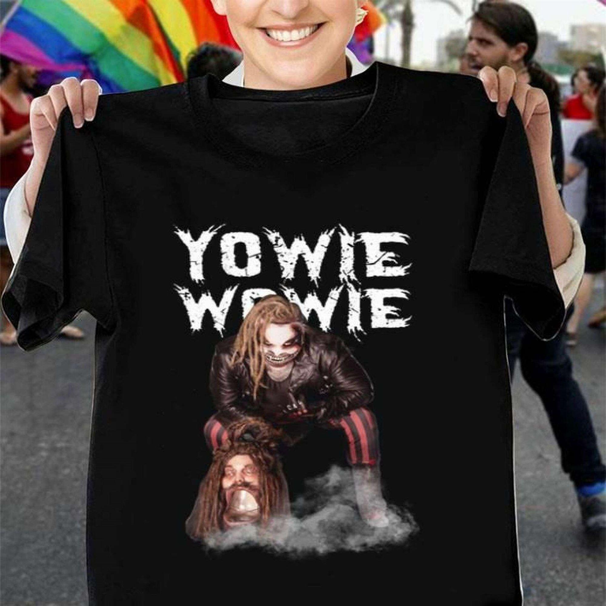 Yowie Wowie Bray Wyatt Wwe T Shirt Plus Size Up To 5x