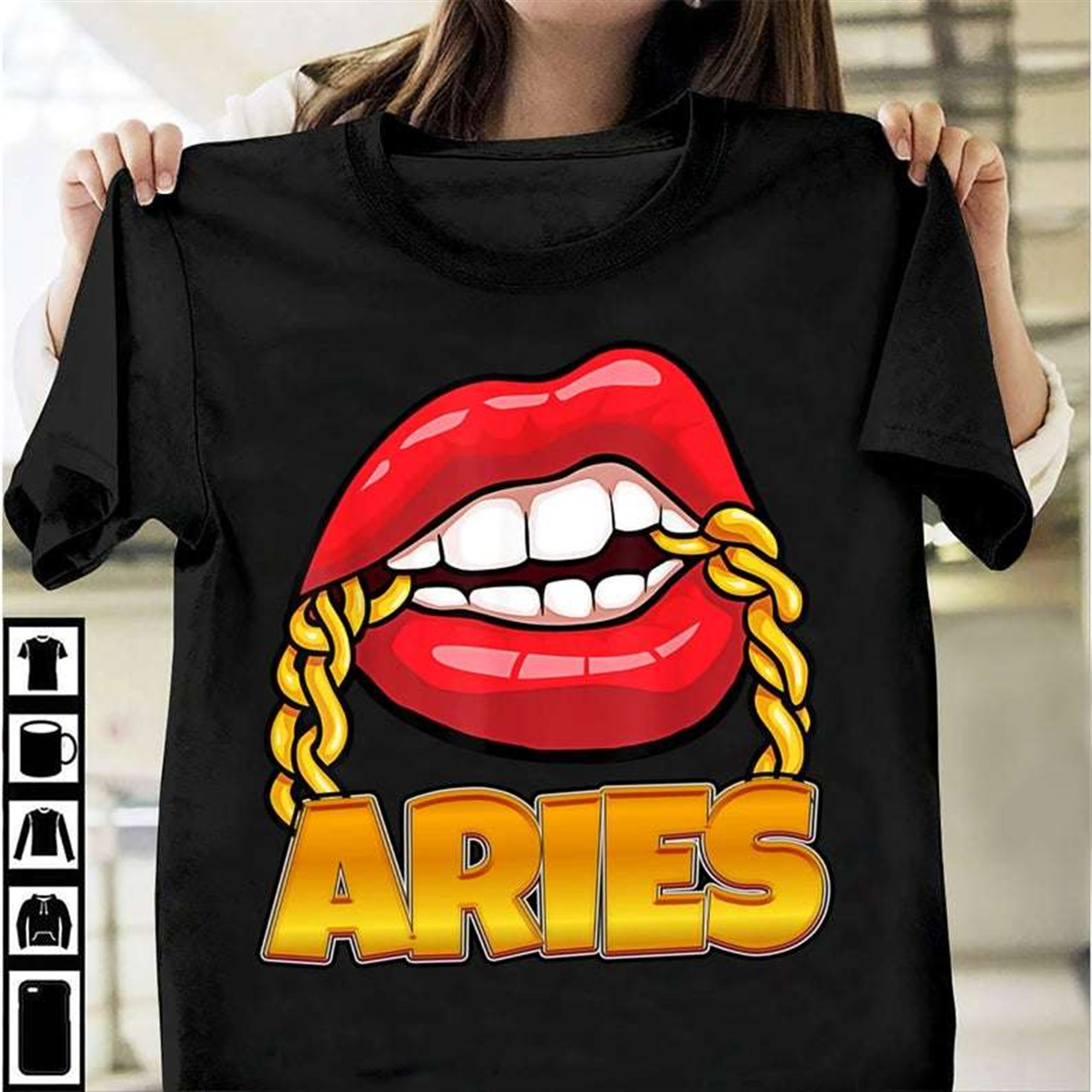 Zodiac Aries The Strongest Aries T-shirt Plus Size Up To 5x