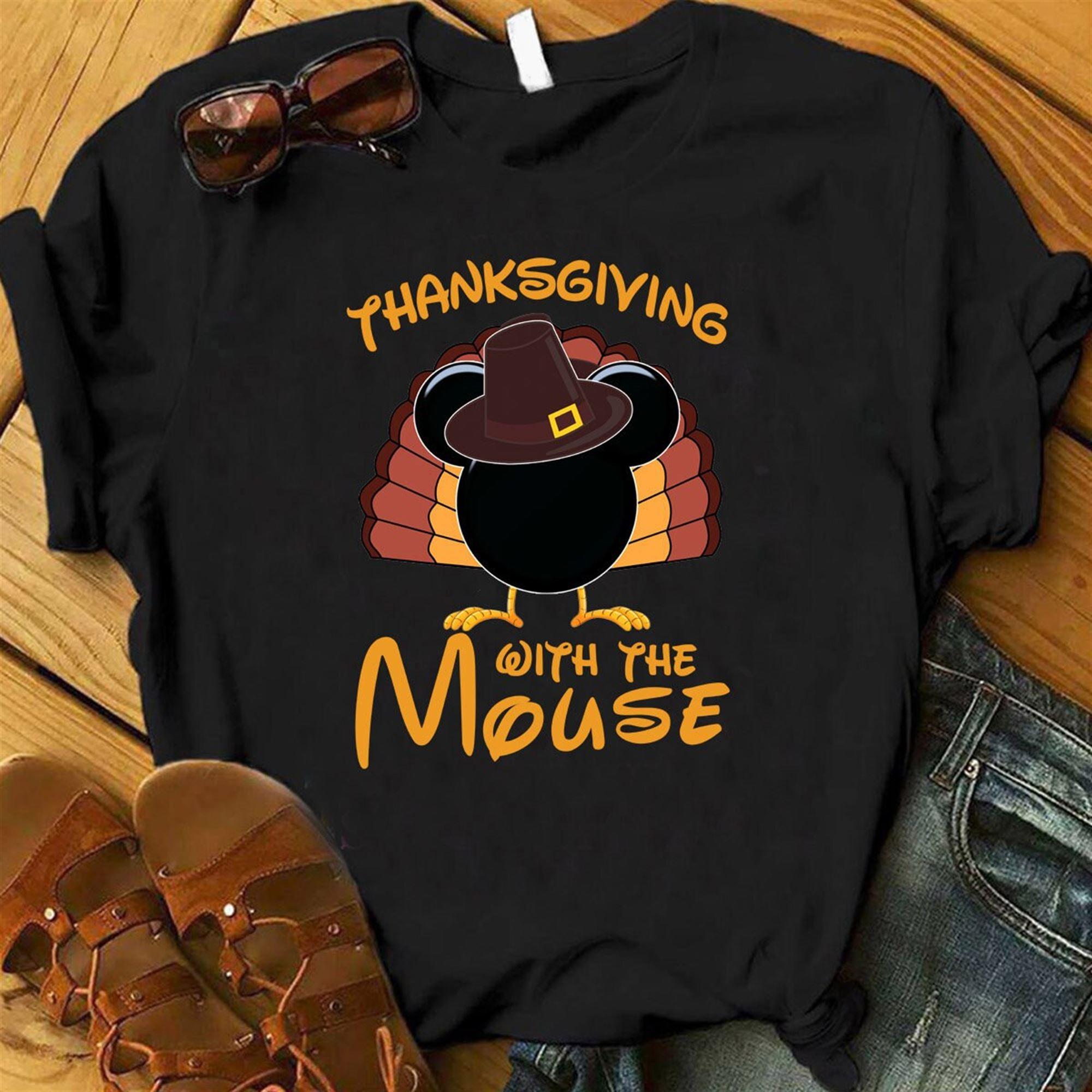 Disney Thanksgiving Shirt Cute Disney Thanksgiving Shirt Disney Thanksgiving Shirt Disney Thanksgiving Matching Family Shirts