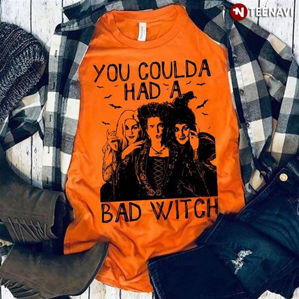You Coulda Had A Bad Witch New Version
