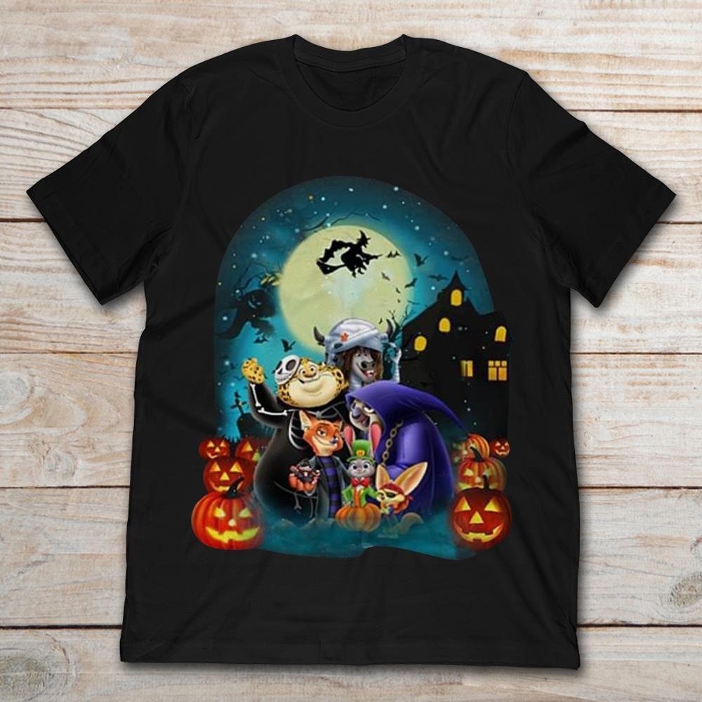 Zootopia Halloween Pumpkin