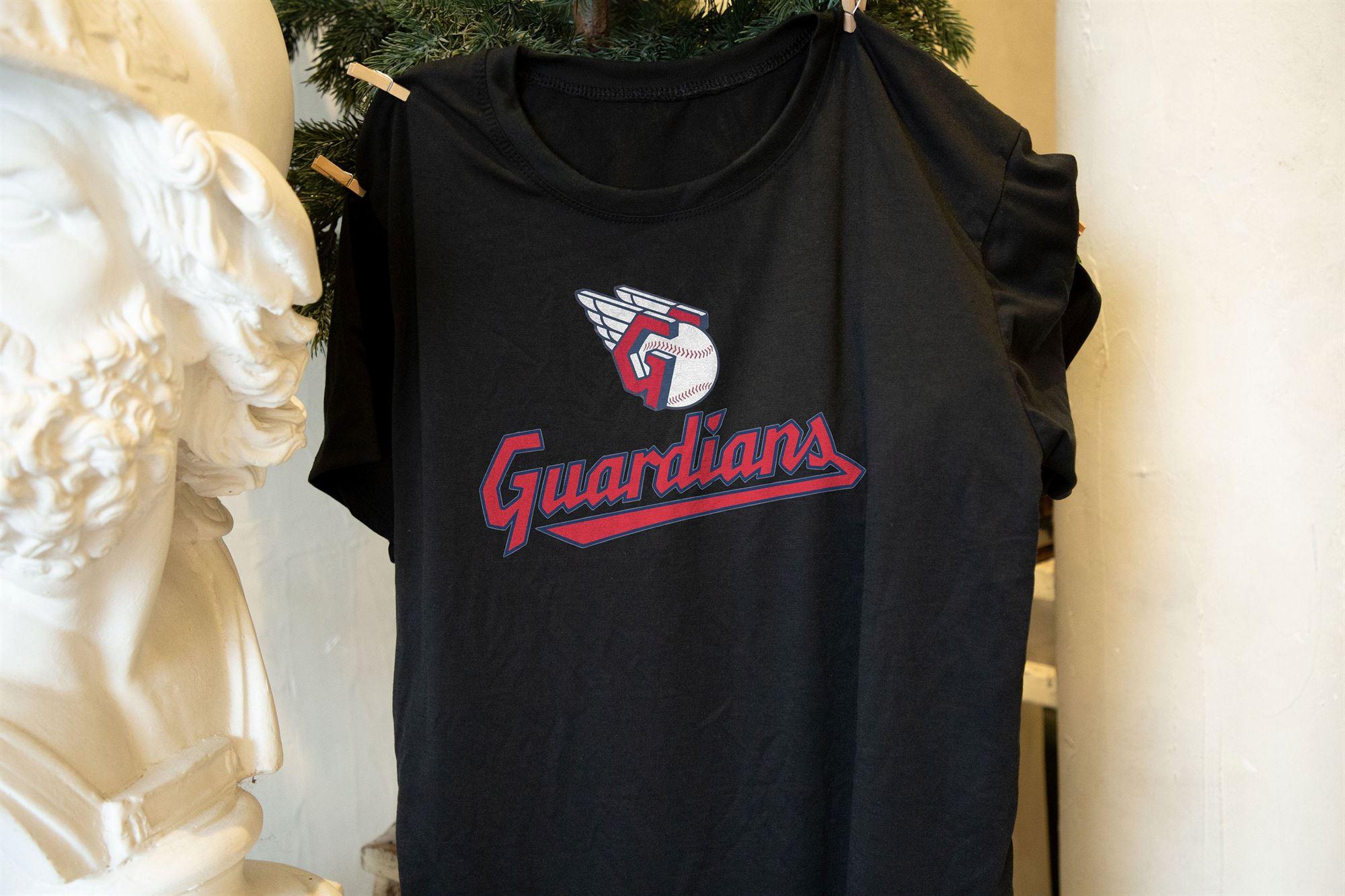Cleveland Shirt Cleveland Guardians T-shirt Cleveland Guardians Baseball Team Shirt