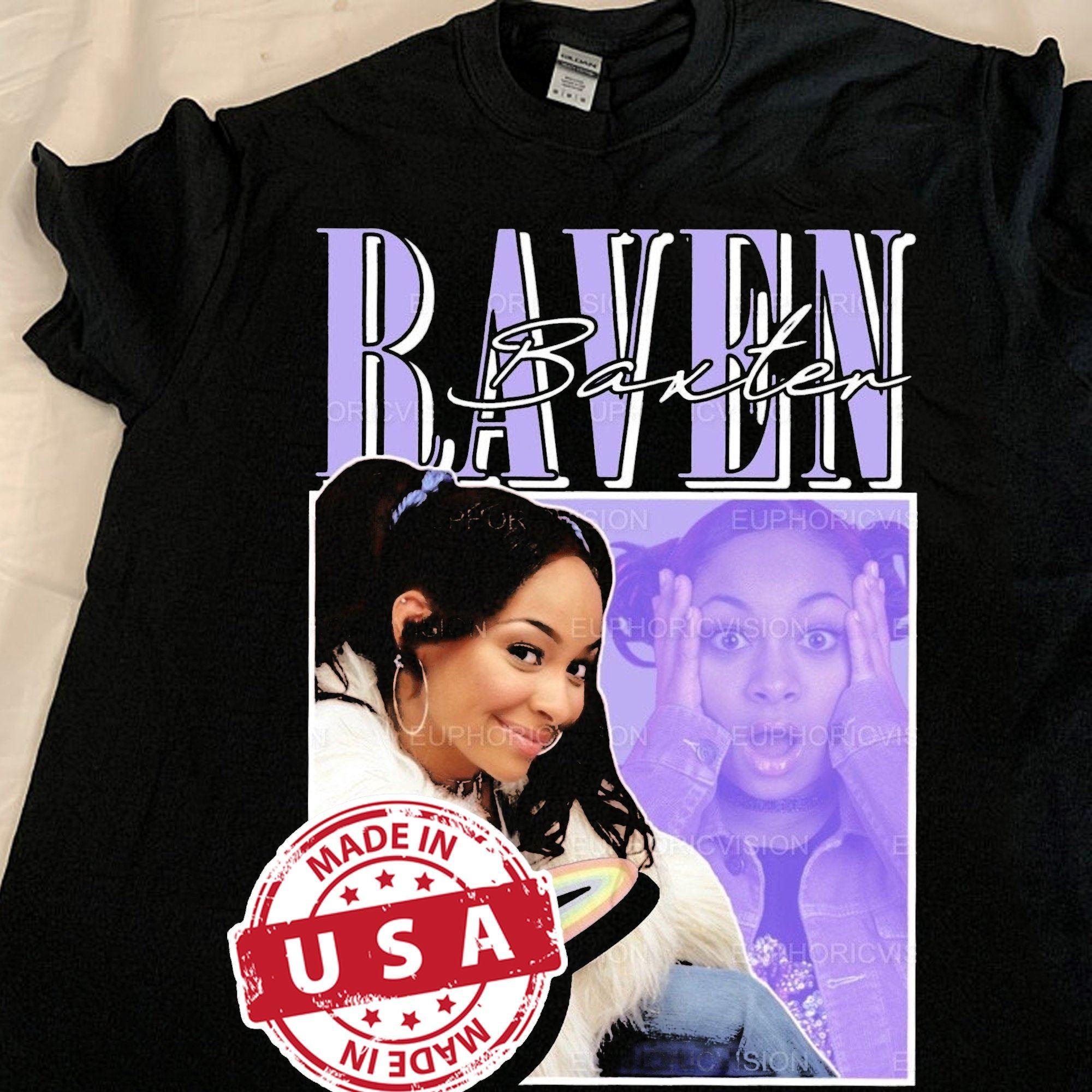 Raven Baxter 90s Vintage Tee 90s Vintage Tee Gift For Men Women Unisex Unisex T-shirt