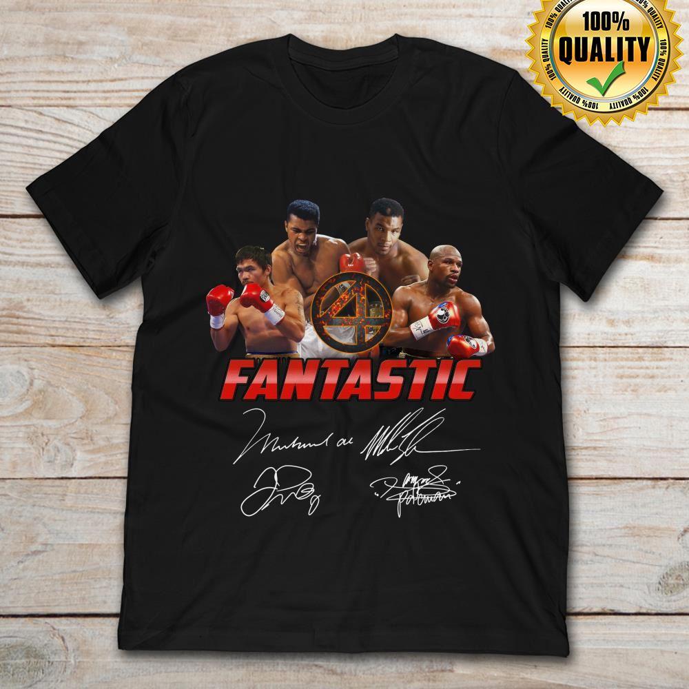 4 Fantastic Boxing Athletes Muhammad Ali Mike Tyson Pacman Floyd Mayweather