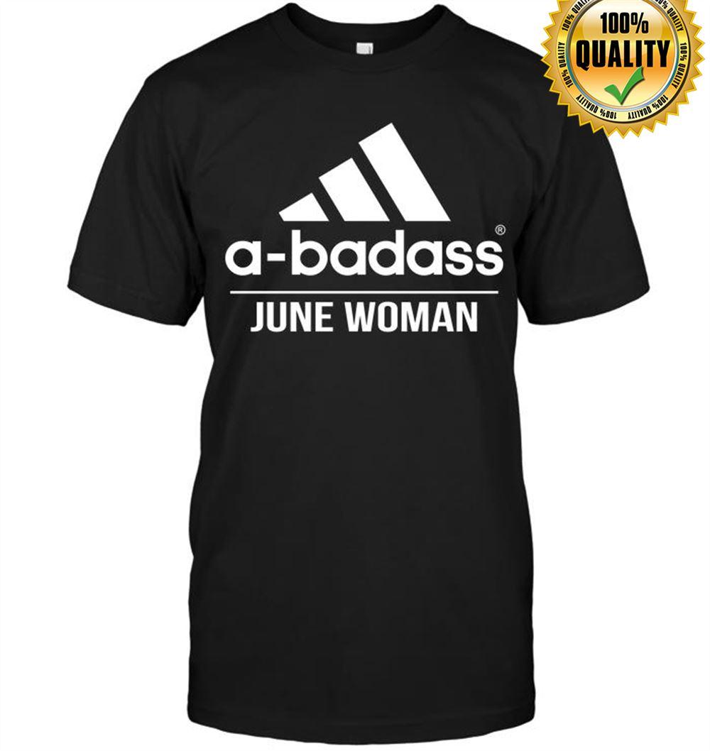 A-badass June Woman