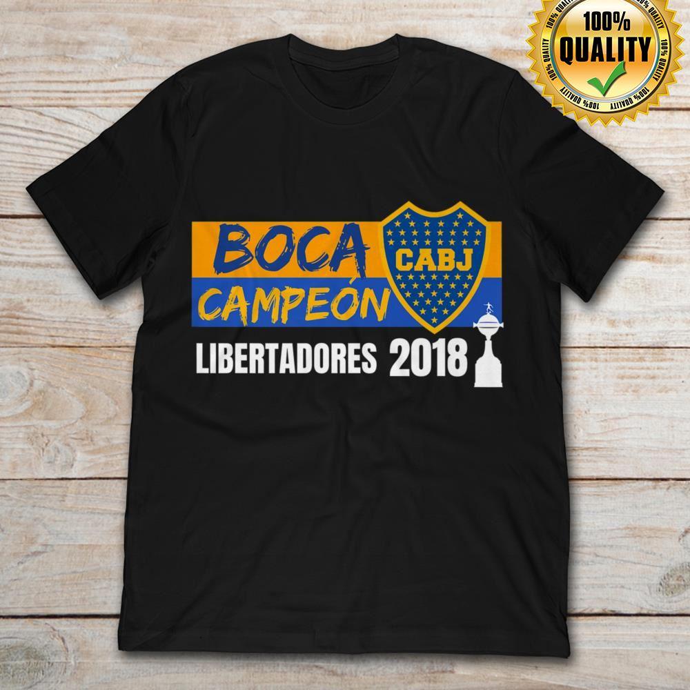 Boca Campeon Cabj Copa Libertadores 2018