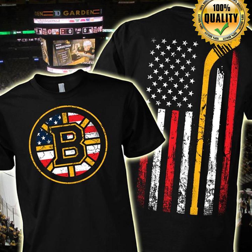 Boston Bruins American Ice Hockey Team