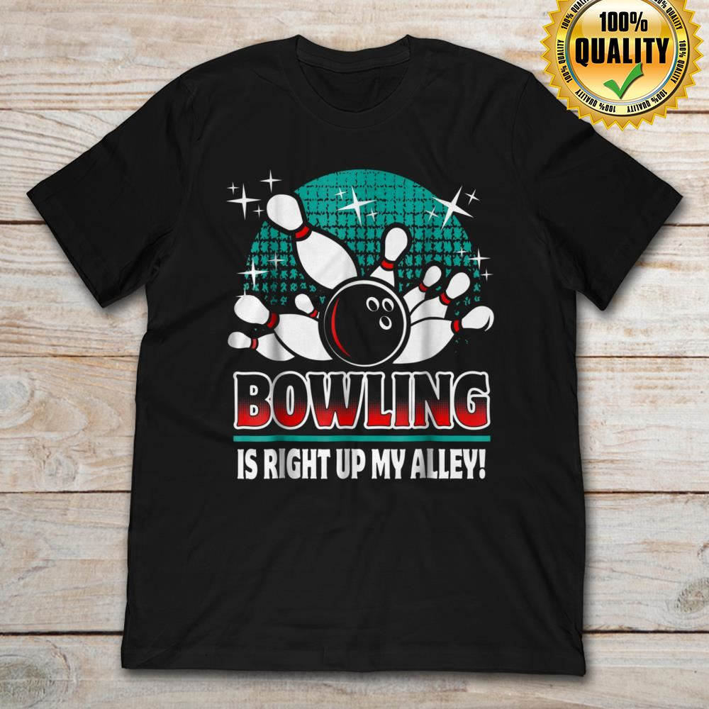Bowling Is Right Up My Alley