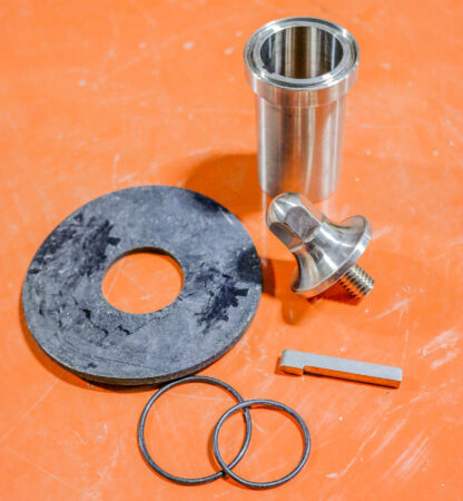 Ampco ZC2 Stainless Pump Wet End Parts