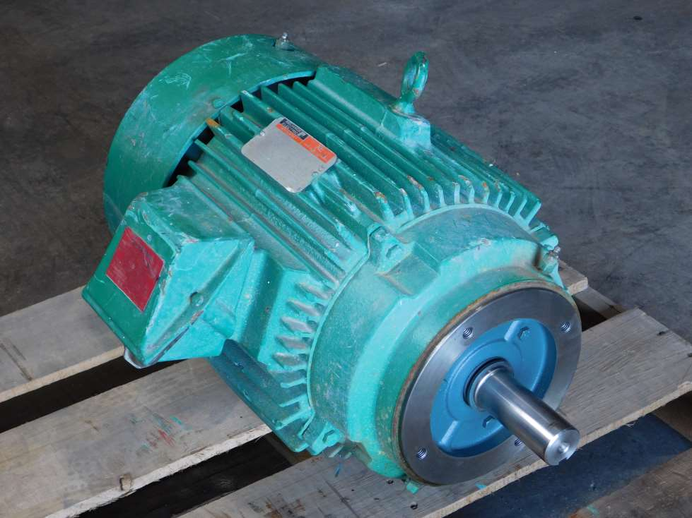 Reliance 20hp Motor P25g1111d Gpm Surplus