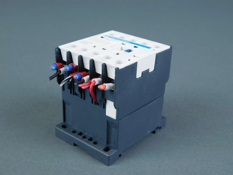 Telemecanique Schneider Electric 240vac Contactor Lc1k0910u7 Gpm 240 Vac Wiring