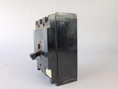 Square d 3 pole 70 amp circuit breaker 999370 gpm surplus for Circuit breaker for 7 5 hp motor