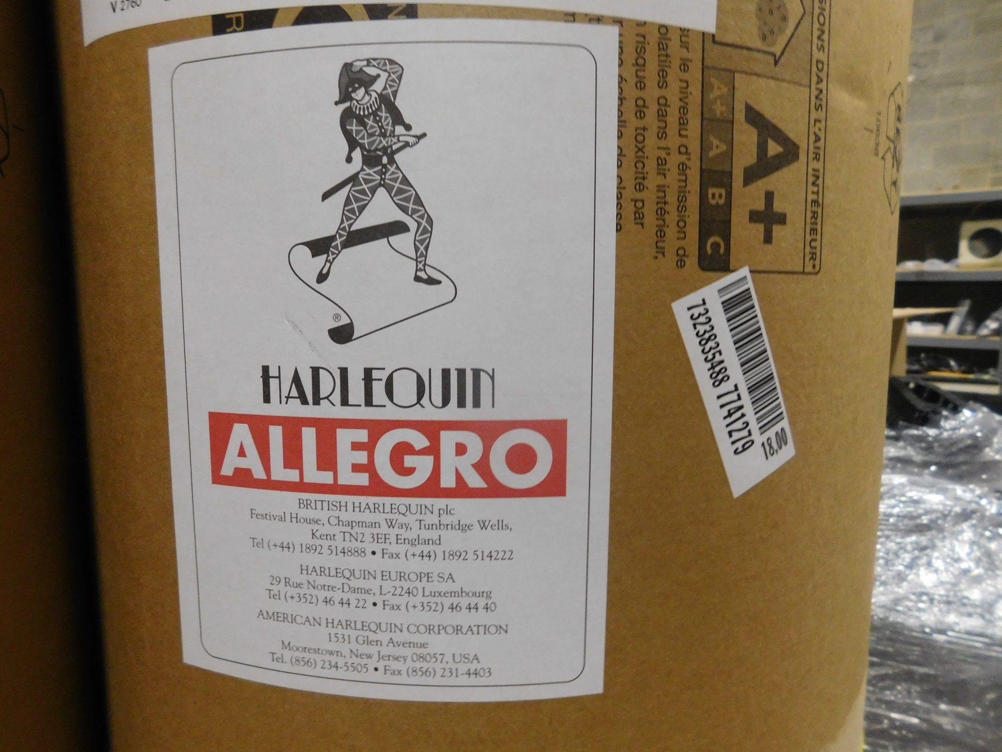 Harlequin Floors Roll Out Dance Floor Allegro 18m 1 5m