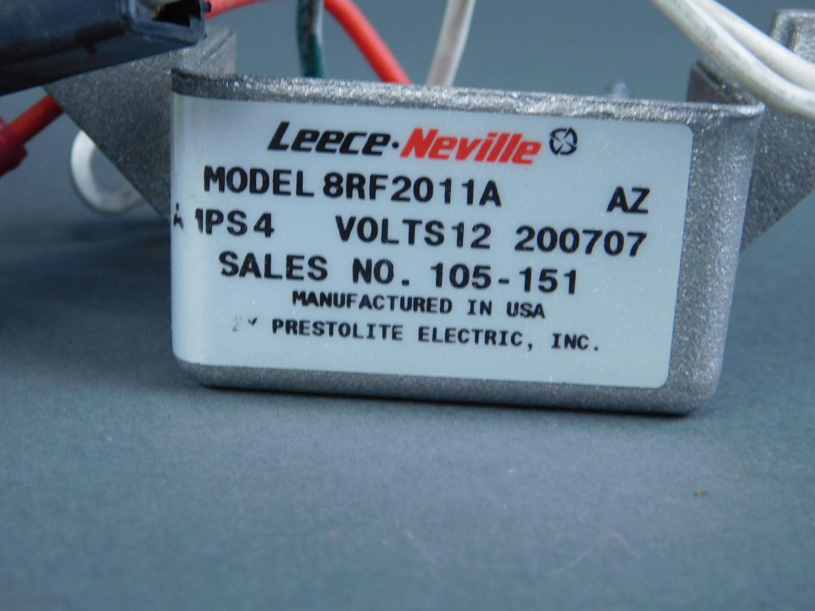 Leece-Neville 105-151 OEM Voltage Regulator 12V