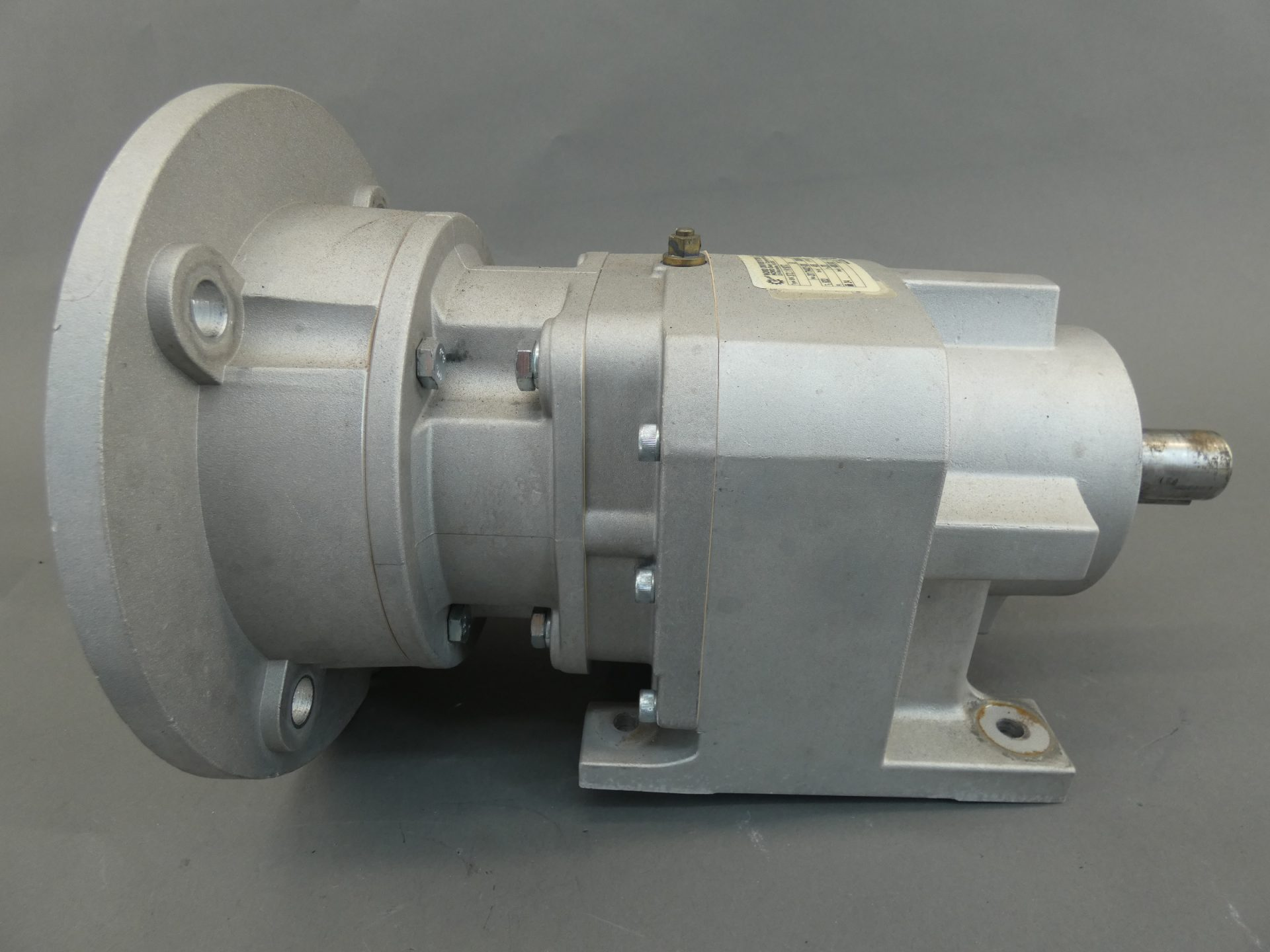 Nord 4.60:1 Gear Reducer 21P143TI380B