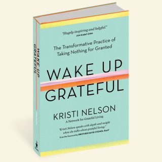"""Wake Up Grateful"": A Guidebook for Every Day!"