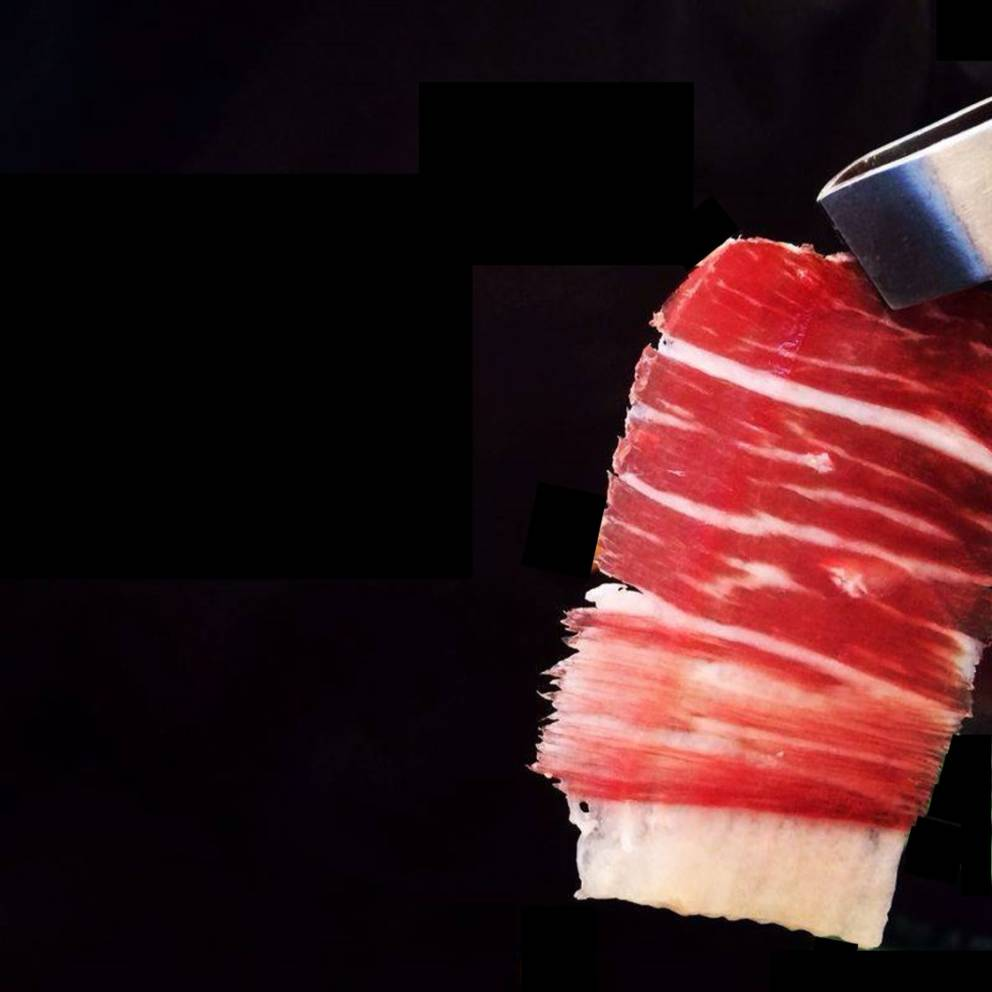 iberian ham sliced | Free Shipping | Iberico Club™