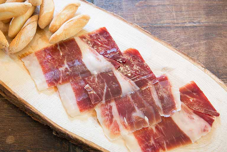 Hand Carved Jamon Iberico | Free Shipping | Iberico Club™
