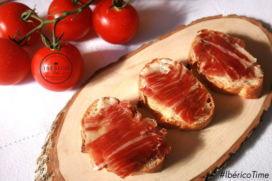 Iberian ham health and nutrition facts