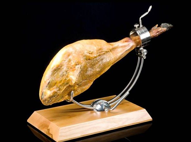 Whole 16lb Jamon Iberico de Bellota