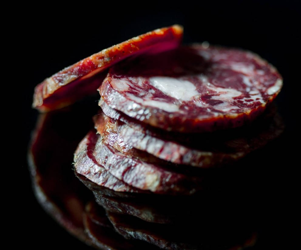 Salchichon Sliced | Free Shipping | Iberico Club™