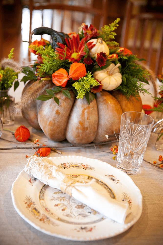Thanksgiving centerpiece | Thanksgiving Decoration