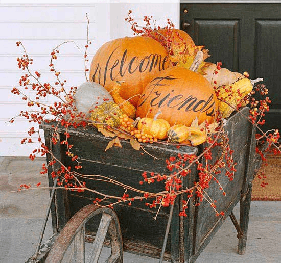 Thanksgiving welcome | Thanksgiving Decoration