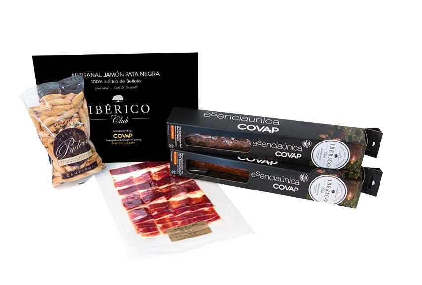 Iberico Lover Starter Kit 100% de Bellota | Free Shipping