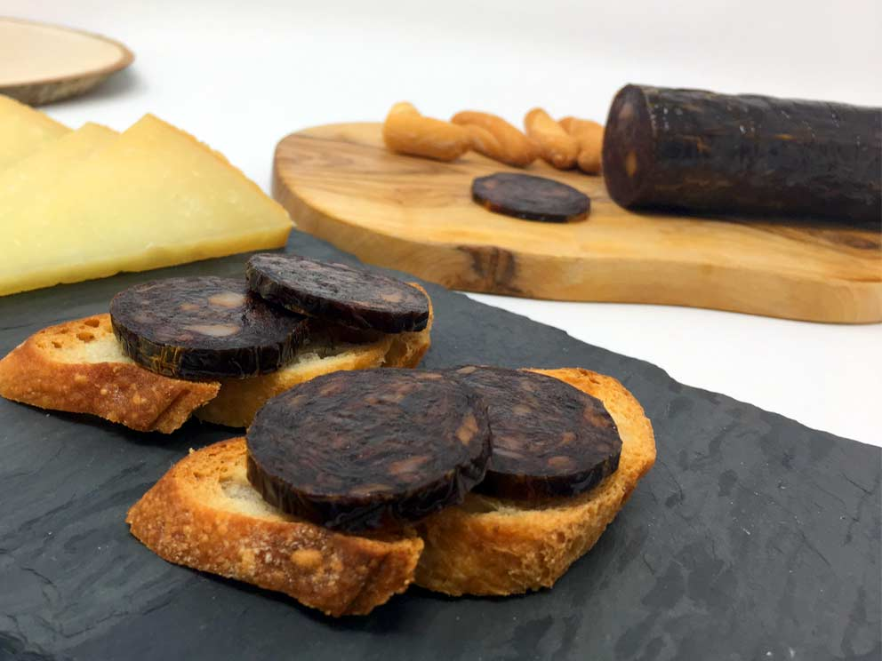 How to eat morcilla | Iberico Club