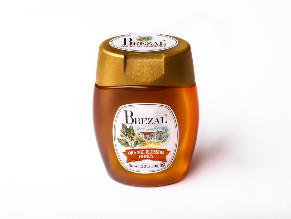 Orange Blossom Honey, brezal brand, free shipping