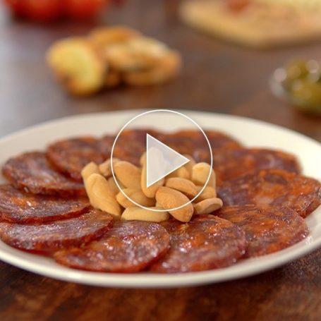 Chorizo Iberico Recipe tapa | Free Shipping | Iberico Club™