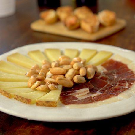 iberian ham & manchego cheese | Free Shipping | Iberico Club™