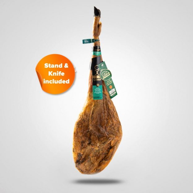 Whole Jamón Grass-Fed | Whole Ham Grass-Fed
