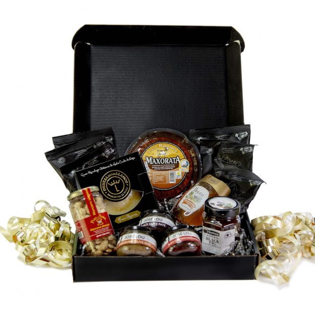 Spanish Cheese Lover Giftbox