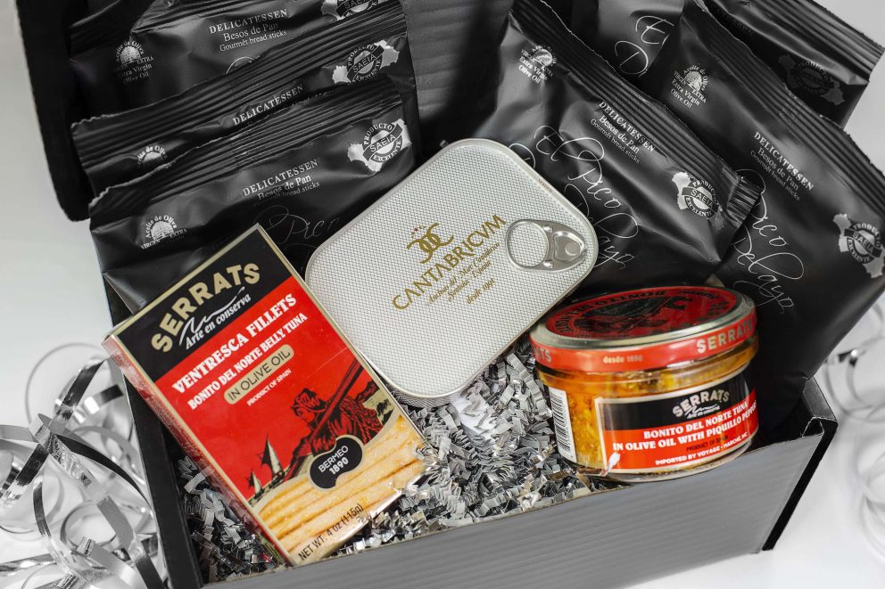 Seafood Giftbox | Free Shipping | Iberico Club™