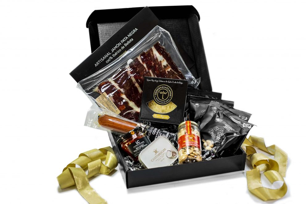 birthday gift box of spain | Free Shipping | Iberico Club™