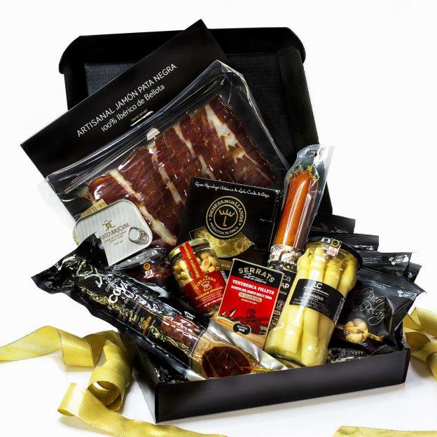 "Tapas ""Expert"" Premium Gift Box | Free Shipping | Iberico Club™"