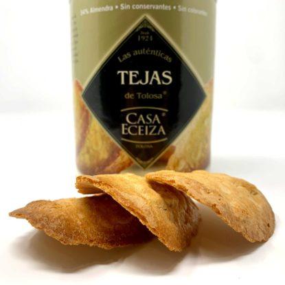 Tejas de Tolosa Traditional Spanish Sweet