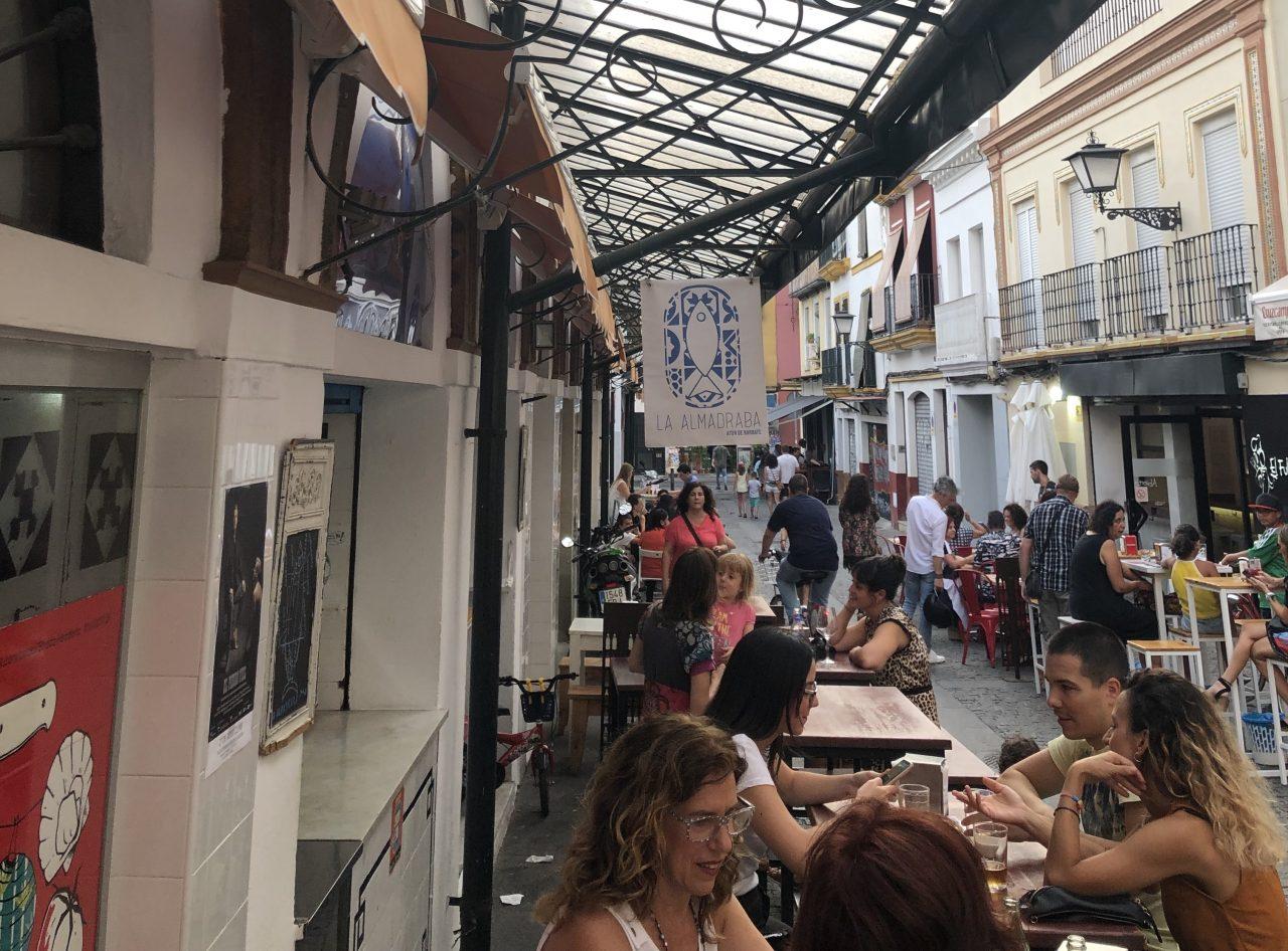 10 Best Tapas Bars Seville   La Almadrava