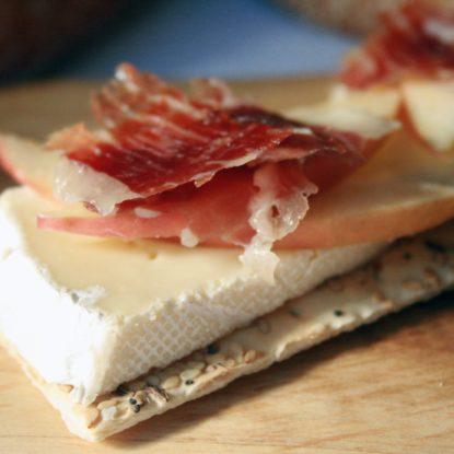 Jamon Iberico with Cheese | Free Shipping | Iberico Club™