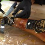 How to Open and carve a whole jamon Ibérico de Bellota from Spain