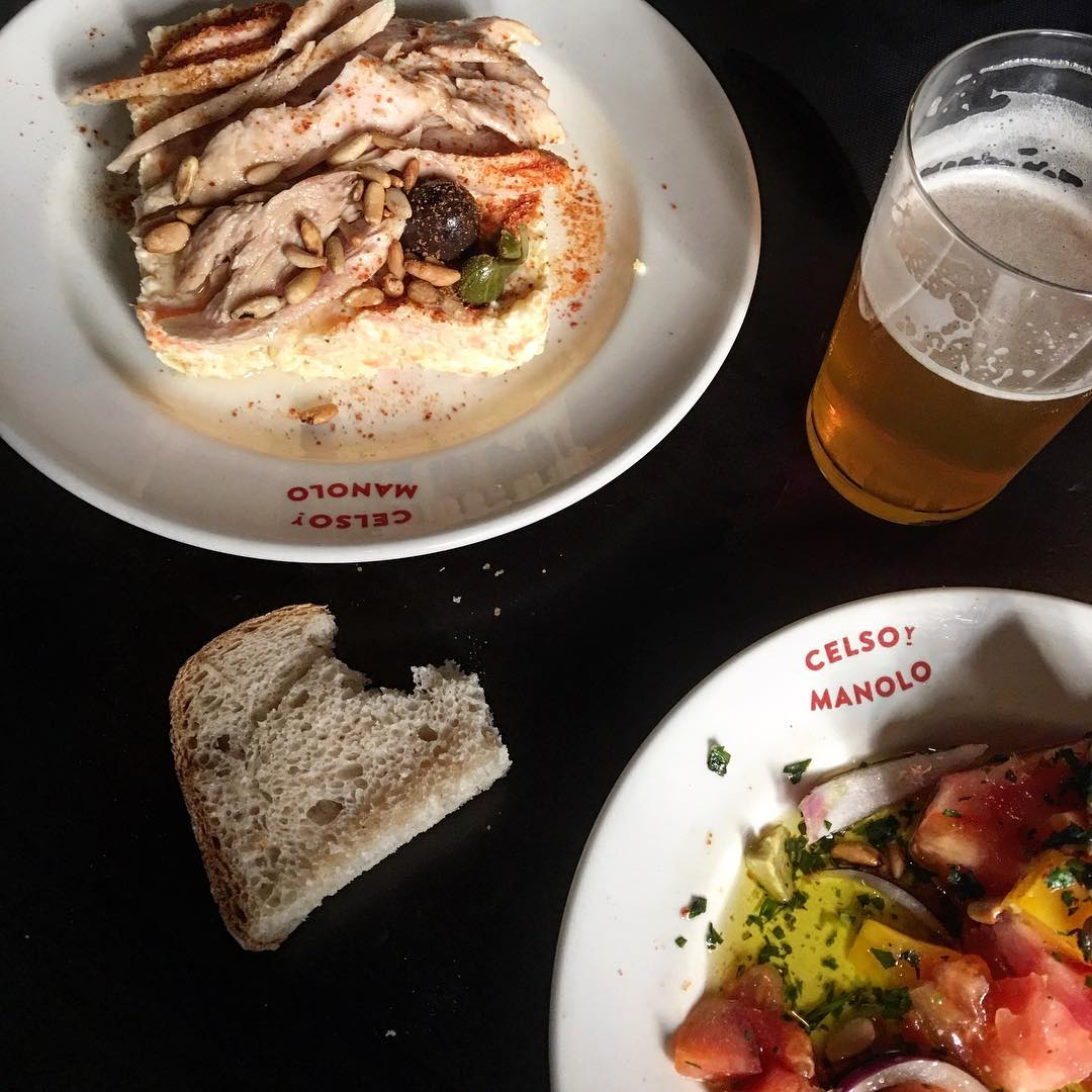 10 Best Tapas Bars in Madrid - Celso y Manolo